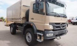 Best price - Mercedes Benz Atego 1317  4x4  RHD