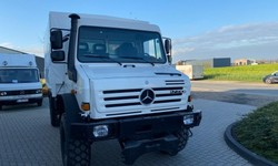 Best price - Mercedes Benz Unimog U 4000 EK