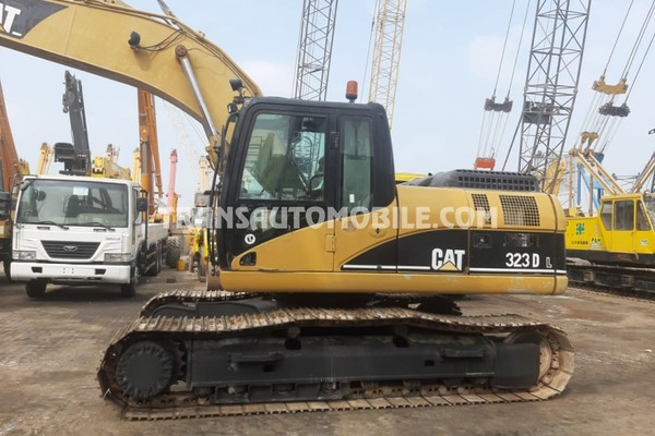 Caterpillar 323 dl