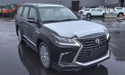 Best price - Lexus LX 570