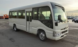 Best price - Toyota Coaster 30 Seats