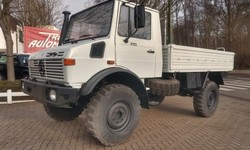 Best price - Mercedes Benz Unimog U 1300 L