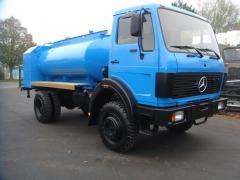 Mercedes 1017 Exportación