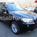 BMW X3 4x4  3.0L D Xdrive