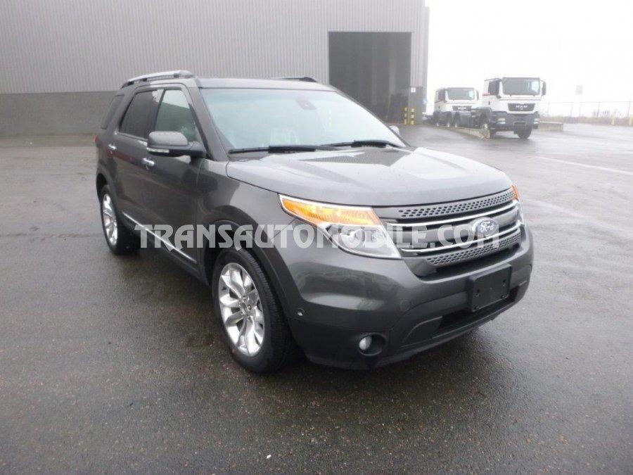 Import / export Ford Explorer LIMITED