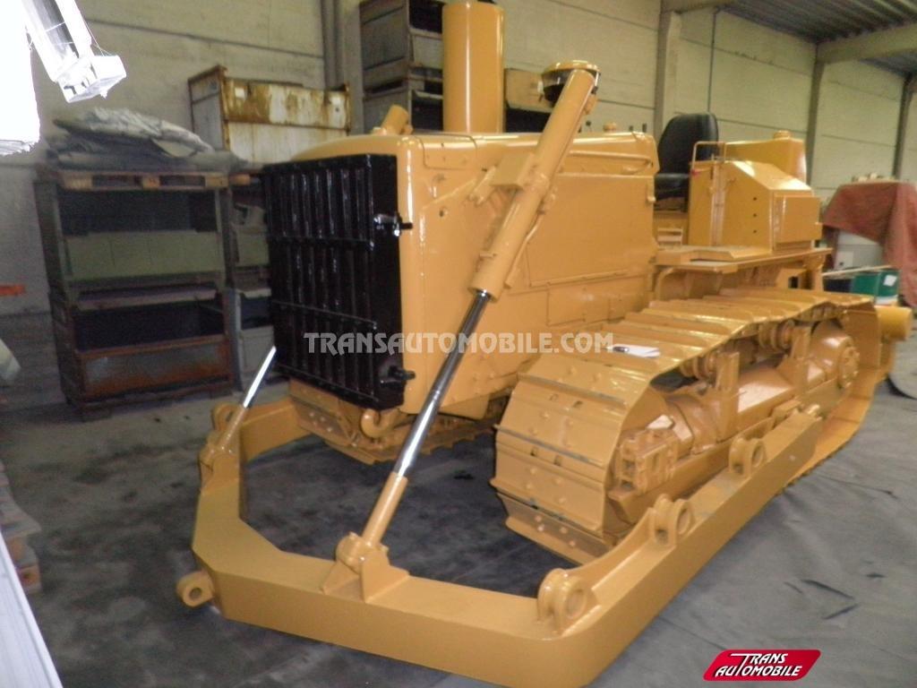 Maquinas  Tractor de cadenas