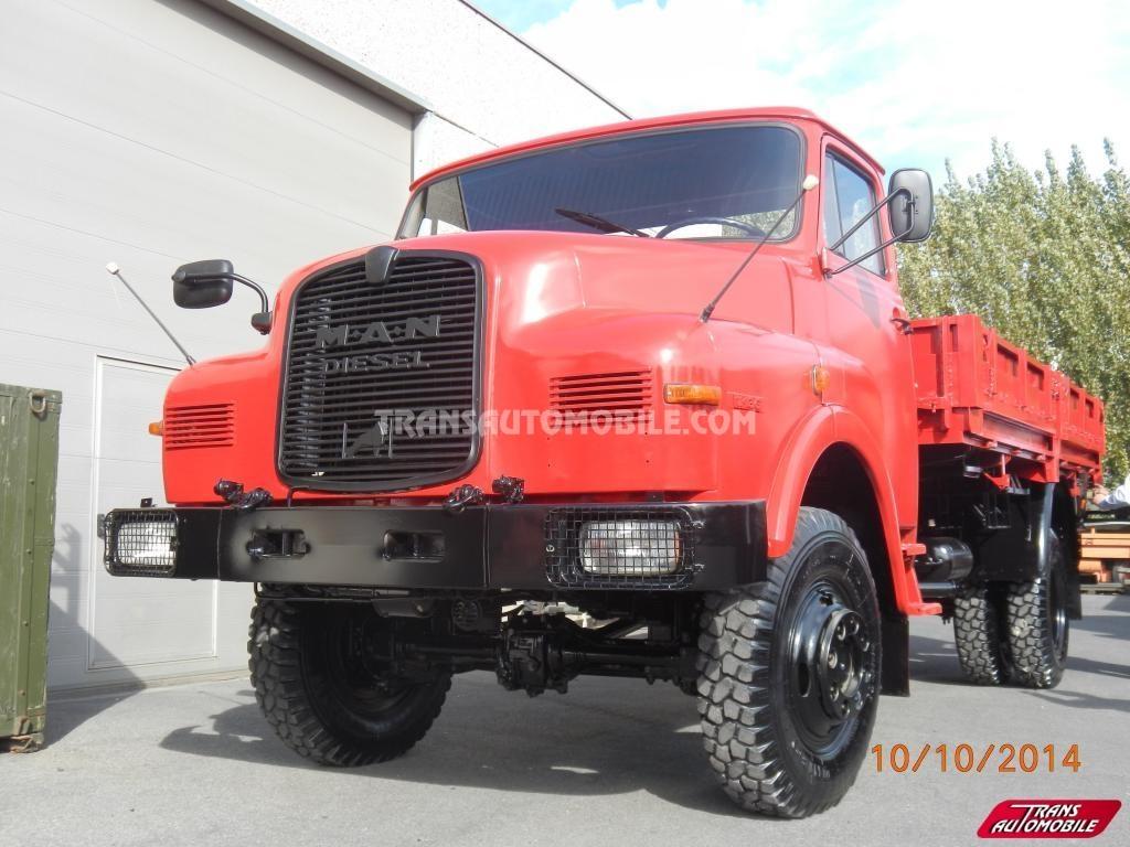 Import / export Man Man 11.136  Diesel   - Afrique Achat