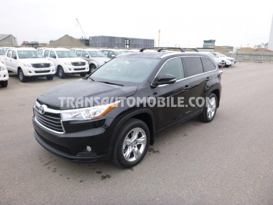 Toyota Highlander  Limited  Neu