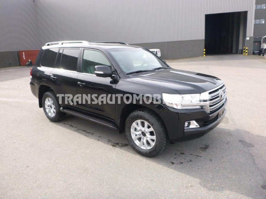 Import / export Toyota Toyota Land Cruiser 200 V8 Station Wagon Turbo Diesel VX8 Limited Plus  - Afrique Achat