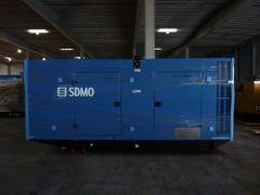 SDMO 550 KVA Exportação