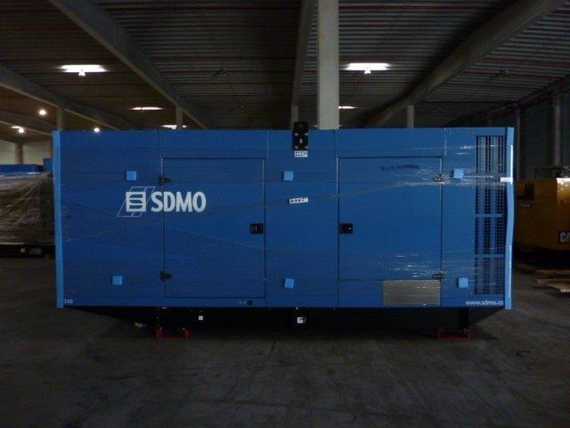 SDMO 550 KVA