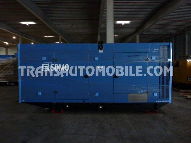 SDMO 550 KVA  Diesel