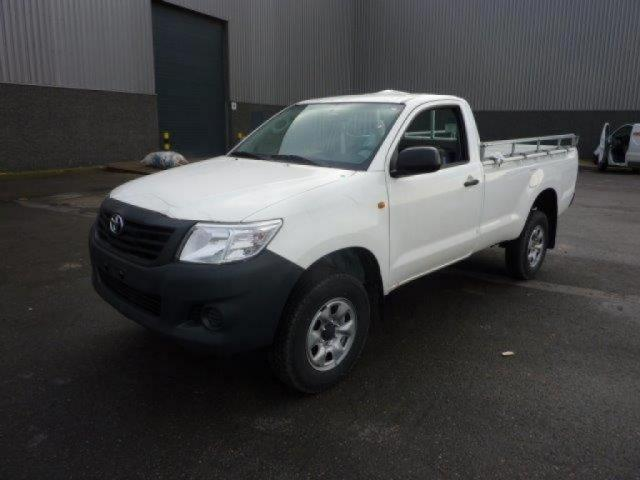 Export TOYOTA Hilux / Vigo Pick Up 4x4 Pick up Simple cabine 3.0L D Standard