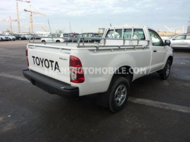 galerie photos toyota hilux vigo pick up simple cabine ref 1180. Black Bedroom Furniture Sets. Home Design Ideas