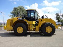 Caterpillar 980 h Export