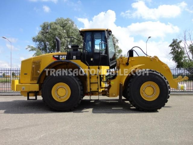 Caterpillar 980 h  Diesel