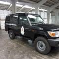 Export Corbillard Toyota Land Cruiser, Neuf