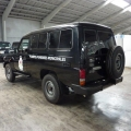 Toyota Land Cruiser 78 Metal top Diesel HZJ 78 corbillard