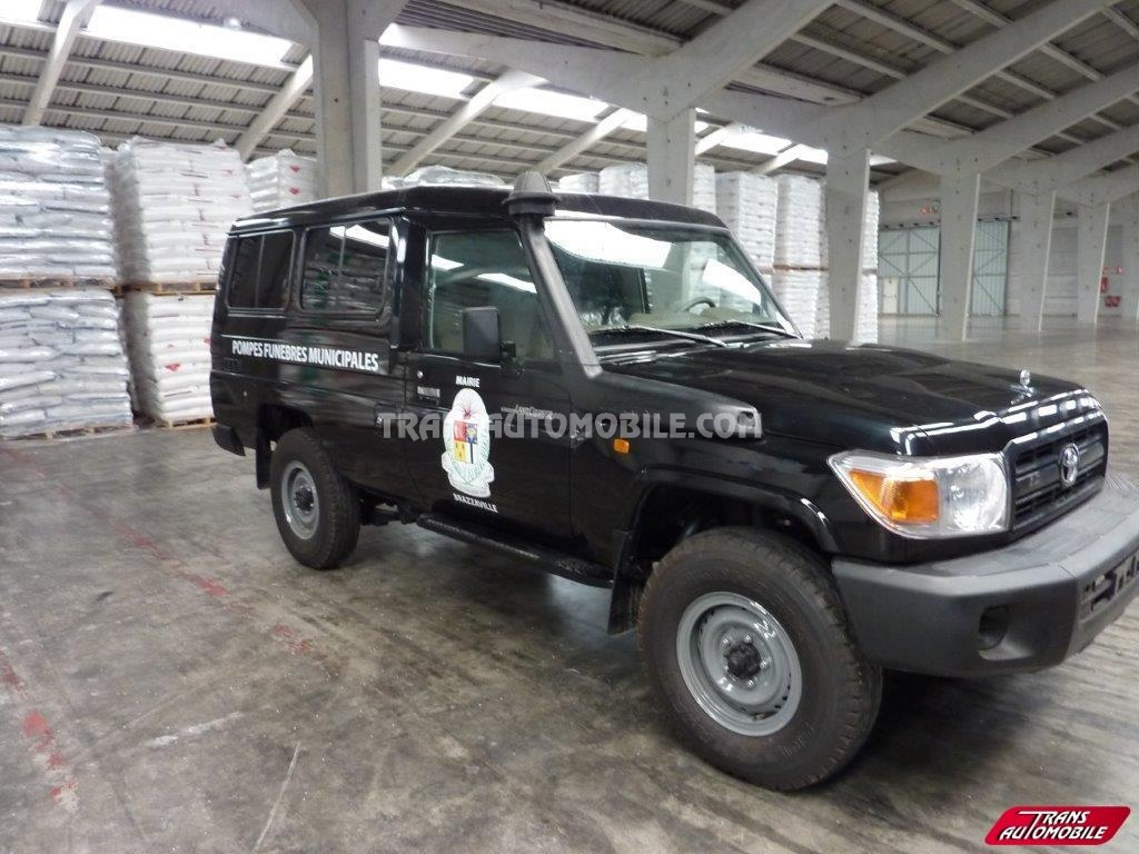 Land Cruiser 78 Metal Top Brand New For Sale 1236 1973 Toyota Front Differ Export Hearse