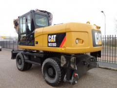 Exportation Caterpillar - Annonces export Caterpillar M318D , neufs ou d'occasion -  Exportation Caterpillar M318D