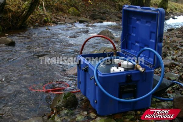 equipements Purificateur d'eau