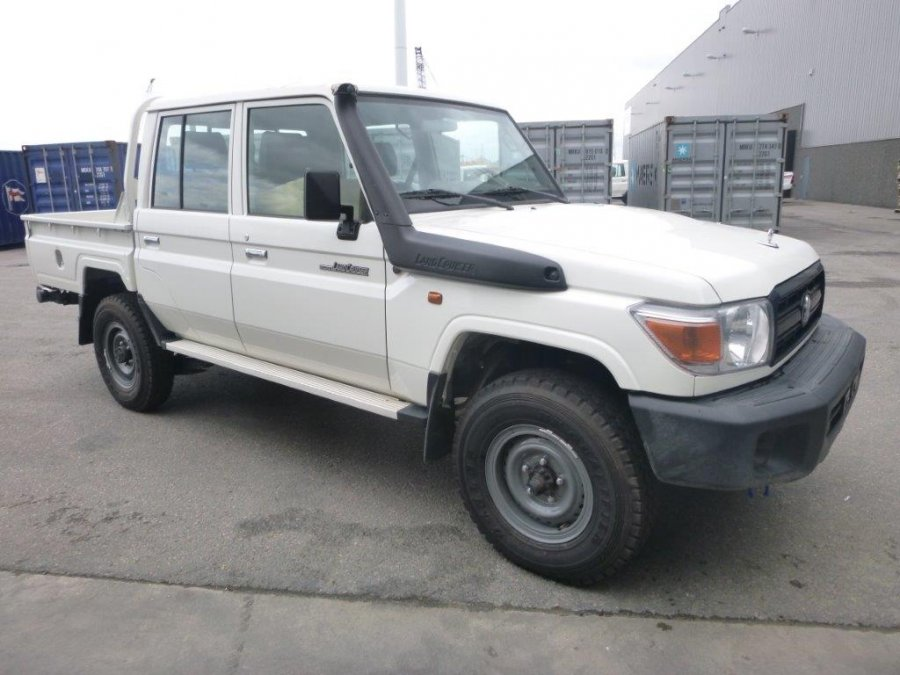 Export TOYOTA Land Cruiser Pick Up 4x4 79 Pick up 4.2L   HZJ 79 Double cabin HZJ 79 Double cabin