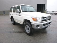 Export Station Wagon Toyota Land Cruiser, Nuevo