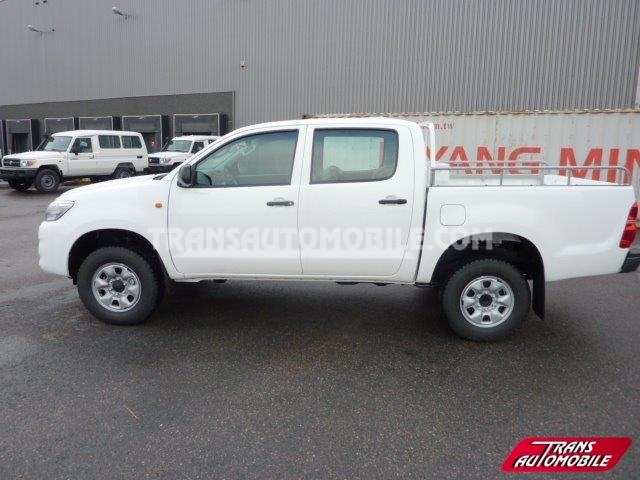hilux vigo pick up double cabine brand new for sale 1316 buy tax free cars. Black Bedroom Furniture Sets. Home Design Ideas