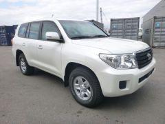 Export Blindados Toyota Land Cruiser, Nuevo