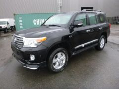 Export Blindados Toyota Land Cruiser, Nuevo