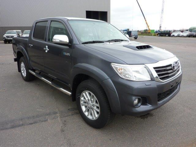 Export TOYOTA Hilux / Vigo Pick Up 4x4 Pick up Double cabine 3.0L D4D SR+ Manual