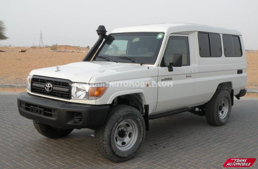 price armored toyota land cruiser 78 metal top 2015. Black Bedroom Furniture Sets. Home Design Ideas