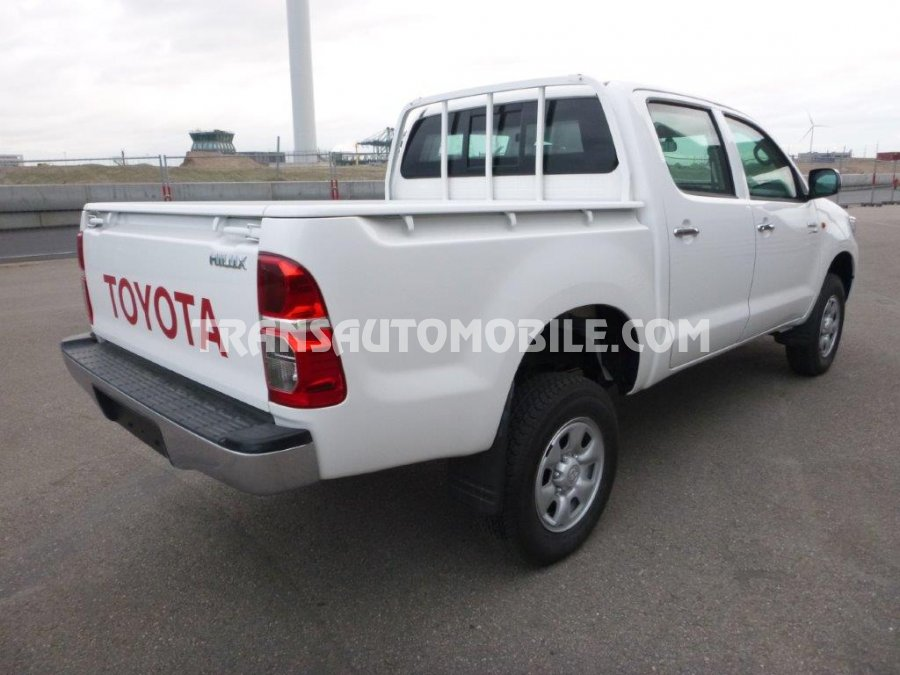 price armored toyota hilux vigo pick up double cabine. Black Bedroom Furniture Sets. Home Design Ideas