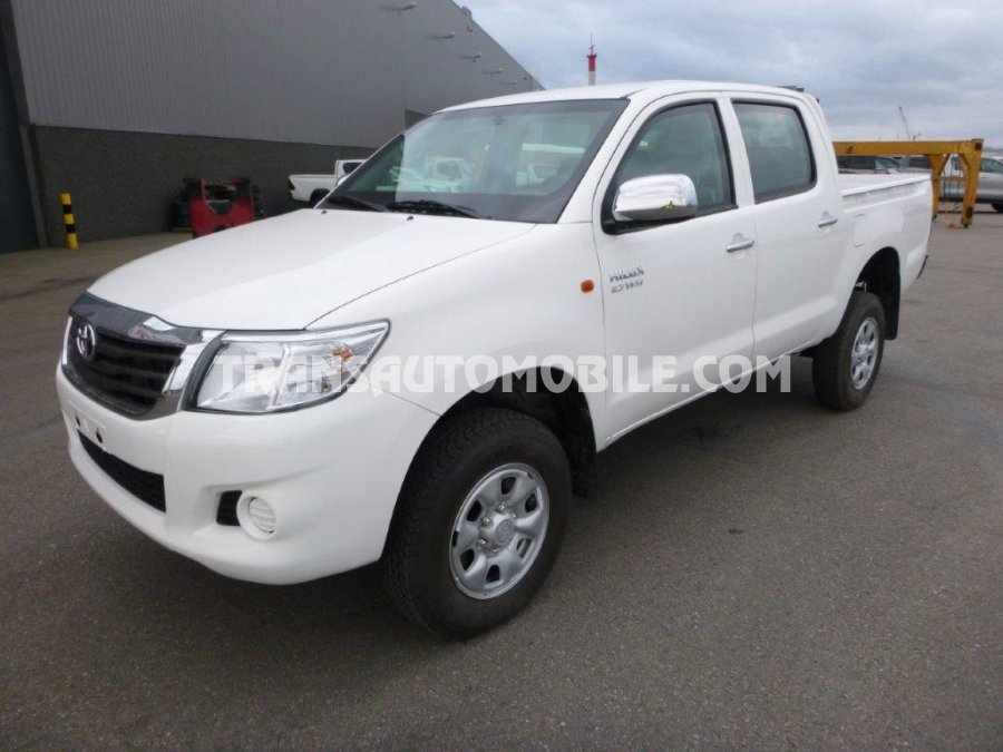 toyota hilux double cabine 4x4 2015 autos post. Black Bedroom Furniture Sets. Home Design Ideas
