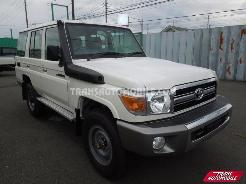 Toyota - Anuncios exportación Toyota Land Cruiser 76 Station Wagon, nuevos o de ocasión - Export Toyota Land Cruiser 76 Station Wagon