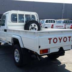 Toyota Land Cruiser 79 Pick up Gasóleo HZJ 79  RHD
