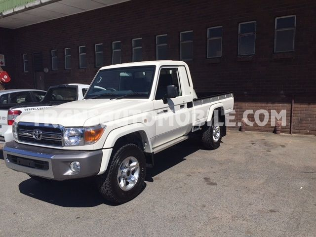 Price Toyota Land Cruiser 79 Pick Up Diesel Hzj 79