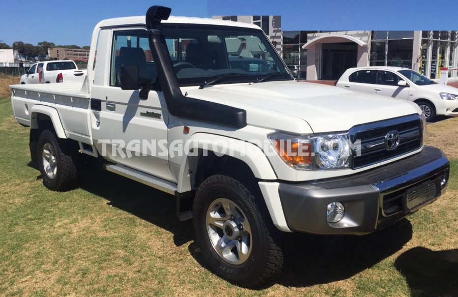 Import / export Toyota Toyota Land Cruiser 79 Pick up Diesel HZJ 79  - Afrique Achat