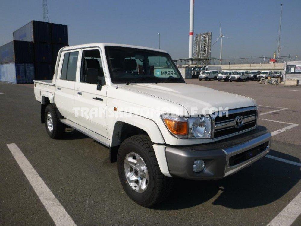 Toyota Land Cruiser 79 Pick up Diesel HZJ 79 Double cabin  RHD