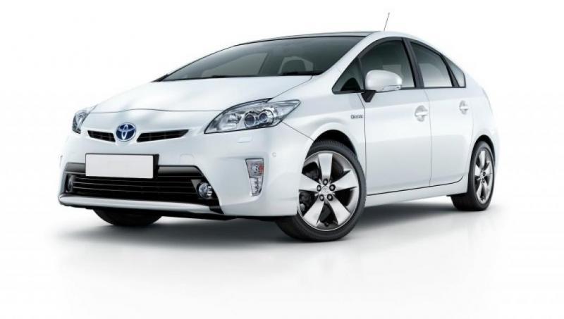 Export TOYOTA Prius Sedan  1.8L VVT-i Hybrid  Solar Premium