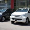 Exportação Toyota Avanza