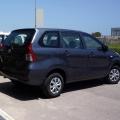 Import / export Toyota Avanza  Benzin  . Afrique achat