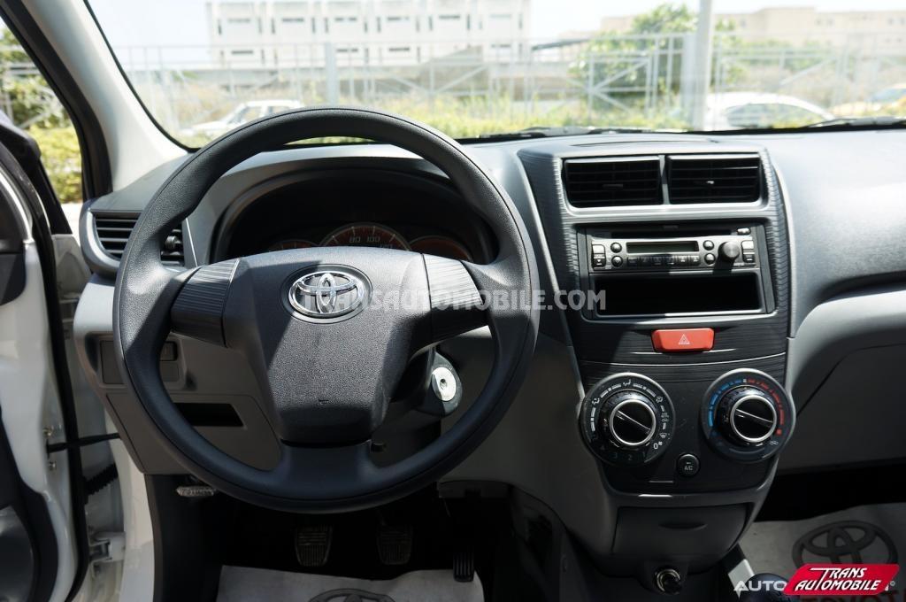 Price Toyota Avanza - Toyota Africa Export - 1387