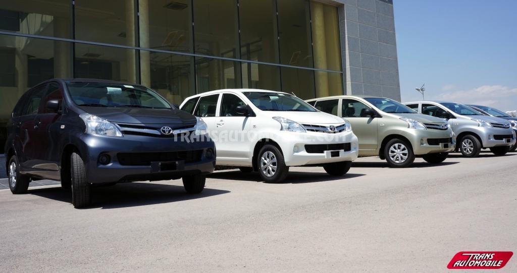 Toyota - Anuncios exportación Toyota Avanza , nuevos o de ocasión - Export Toyota Avanza