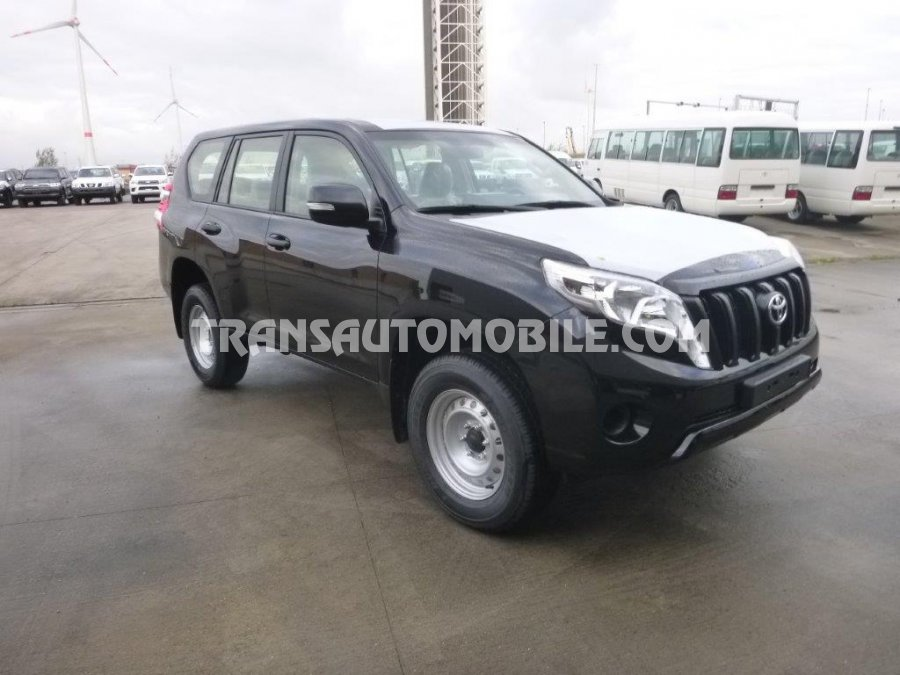 Toyota Land Cruiser Prado 150 Diesel TX-9