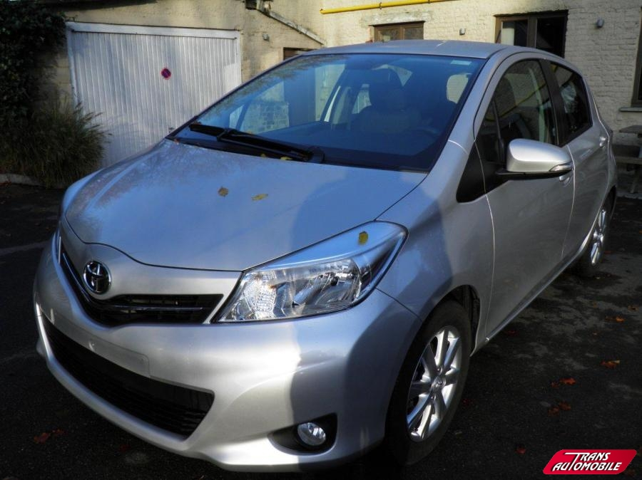 Toyota Yaris Export