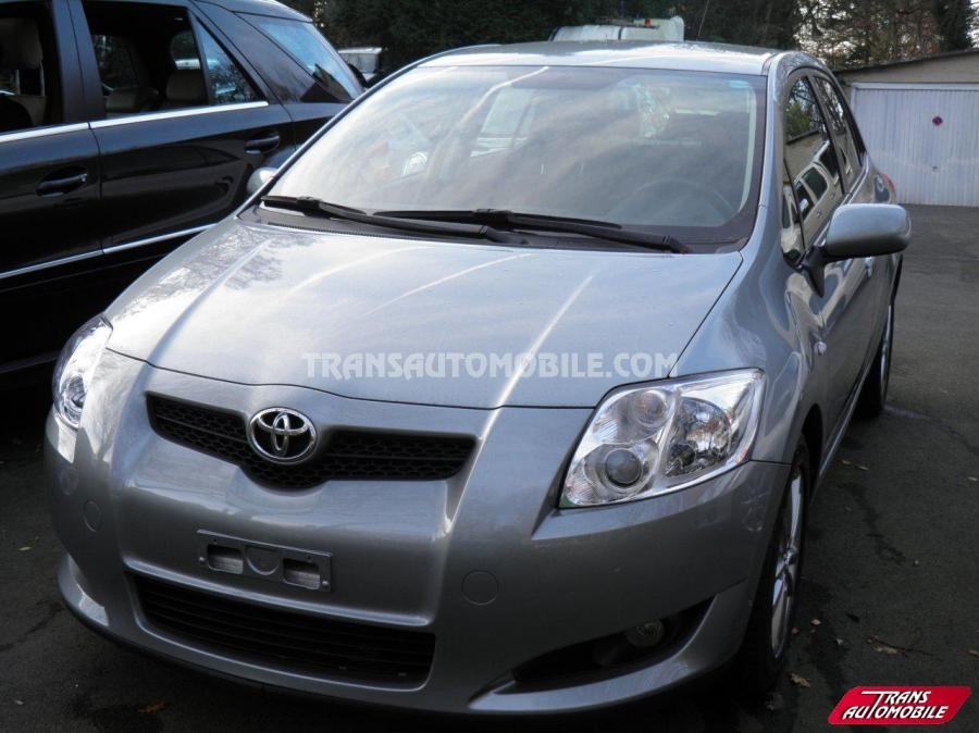 Toyota Auris Export