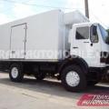 Exportação Mercedes 1017