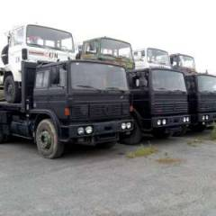 Exportation Renault G290