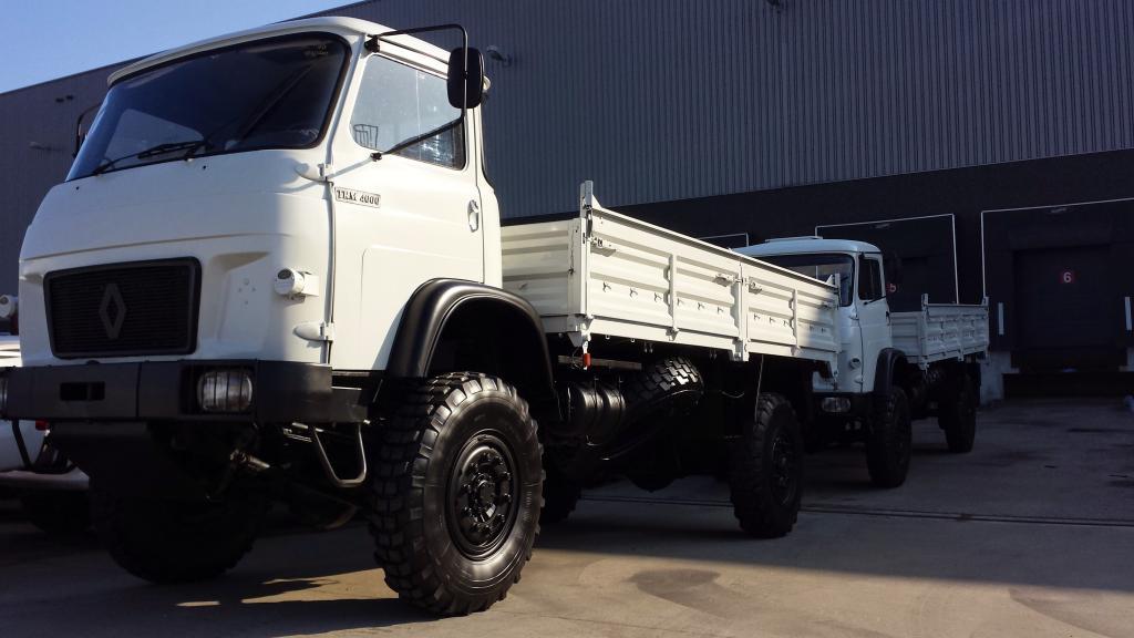 RENAULT TRM 4000